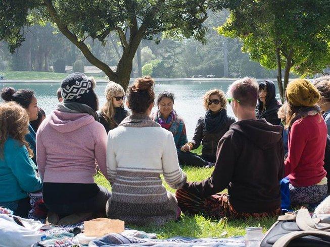 4 Tage Meditation und Yoga Urlaub in Kalifornien, USA