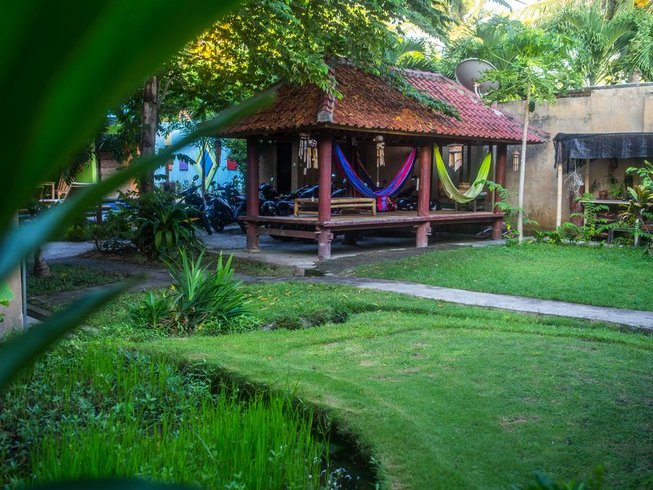 7 Days Yoga and Surf Camp in Lombok, Indonesia