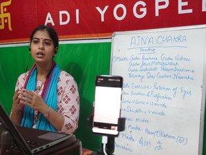 Online & Self-Paced 200-Hour Traditional Kundalini & Indian Ayurvedic Yoga Teacher Training Program