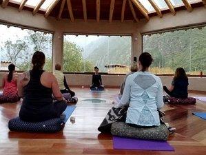 9 Day HSP and Introvert Yoga Retreat in Calca, Cusco Region