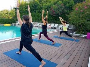 5 Day Boutique Spa Yoga Retreat in Lake Garda, Veneto