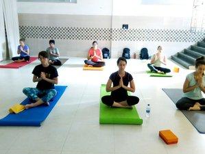 7 Days Meditation & Yoga Retreat in Rishikesh, India
