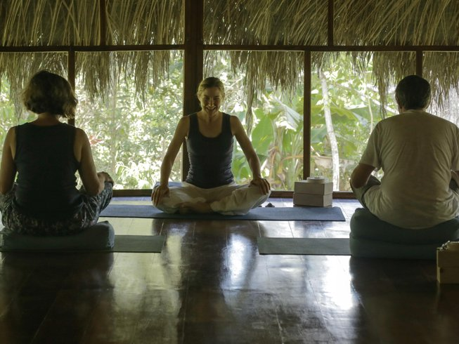 6 Days Vegetarian Cooking and Yoga Retreat in Peru