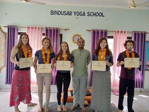 26 Days 200-hour Ashtanga and Hatha Yoga Teacher Training in Rishikesh, India