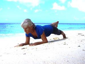 8 jours en vacances de yoga pour célibataires à Soto, Curaçao