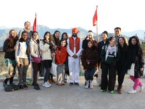 24 Days 200-Hours Hatha, Ashtanga, and Ayurveda Yoga Teacher Training Course Rishikesh, India