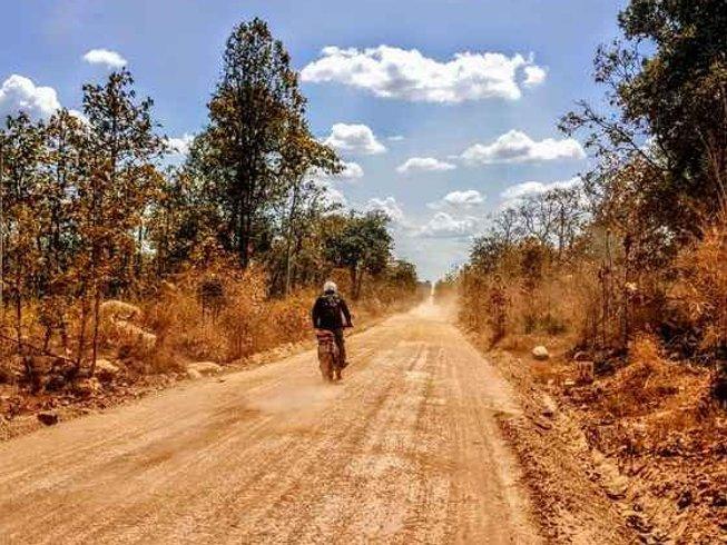 5 Days Off-road Motorcycle Tour in Mekong, Vietnam