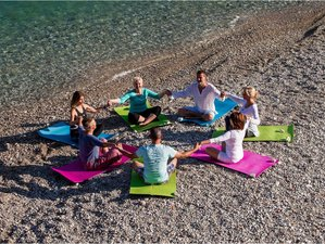 8 Days Yoga Retreat in Komiza, Croatia