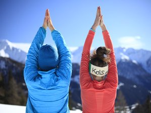 8 Day Winter Yoga and Ski Holiday in Grossglockner, East Tyrol