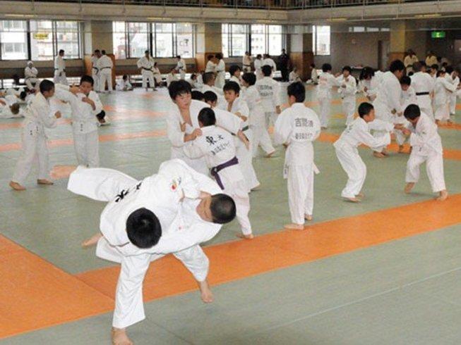 1 Month of Mastering Judo in Tokyo, Japan