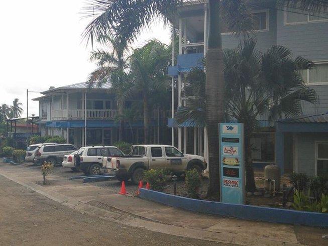 14 Days Yoga, Wushu, and Surf Camp in Playa Hermosa, North Puntarenas, Costa Rica
