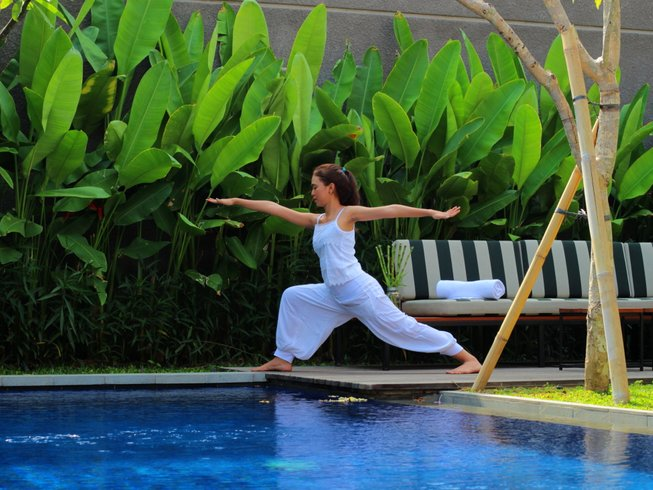 6 Days Luxury Surf and Yoga Retreat in Bali, Indonesia