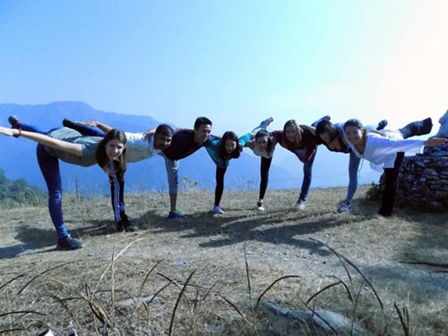 28 Days 200-Hour Hatha Yoga TTC in Rishikesh, India