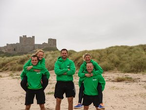 8 Days Fitness Boot Camp in Northumberland, UK