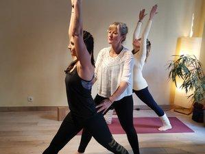 3 jours en week-end de yoga et nature en Haute-Normandie, près de Paris