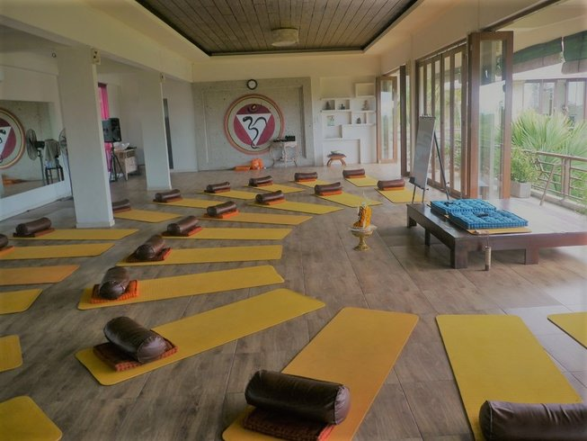 7-Daagse Vrijheid en Verjonging Yoga Retreat in Bali, Indonesië