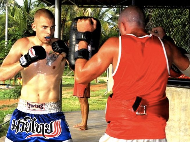 3 Months Mixed Martial Arts Training in Thailand