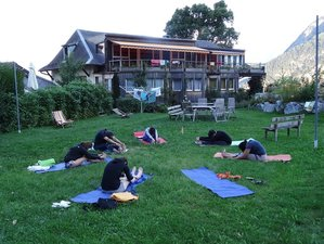 3 Days Weekend Spring Yoga Retreat Switzerland