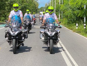 7 Day Central Thailand Guided Motorcycle Tour