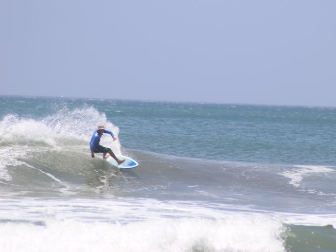 8 Days Exciting Surf and Yoga Retreat in Nicaragua