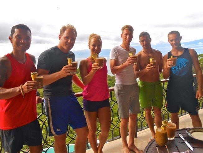 1 Week Gracious Living Unique Yoga & Surf in Nicaragua