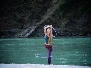 28 Days 200 Hour Affordable Ashtanga and Vinyasa Yoga Teacher Training in Rishikesh India
