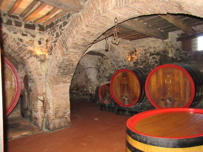 9 Days Gourmet Wine Tour in Tuscany