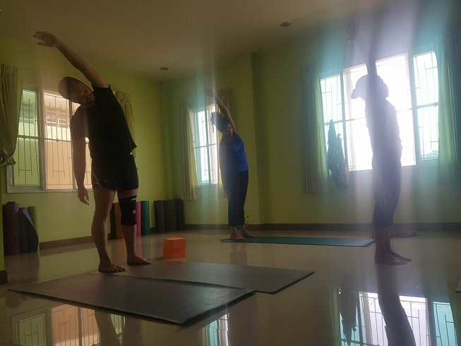14 Days Detox for Weight Loss, Meditation,Yoga,Muay Thai and Fitness Retreat in Phetchabun, Thailand