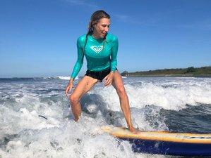 7 Day All Inclusive Yoga & Surf Wellness Retreat at Amazing Beach of Marbella, Guanacaste