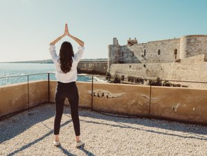 Light Italy Week: 8 Day Yoga Vacation in Syracuse