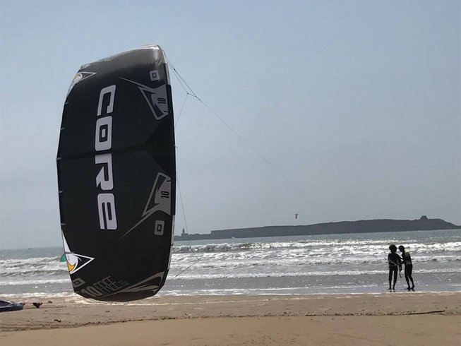 8 Days Fun Kite Surf Camp Essaouira, Morocco