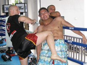 3 Months MMA Training in Koh Samui