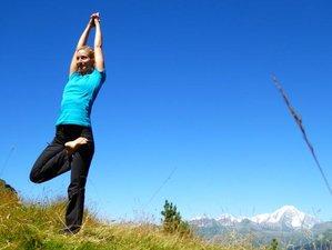 8 jours en stage de yoga et randonnée cet été aux portes du Parc national des Ecrins, Alpes, France