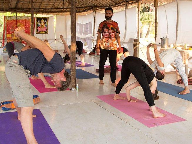 10-Daagse Perfecte Meditatie en Yoga Retreat in Goa, India