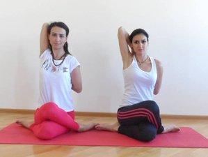 10 jours de cours de yoga et méditation pour débutants à Rishikesh, Inde
