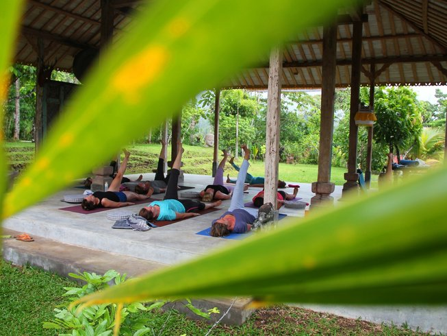 3 Days Inner Bali Nature and Yoga Retreat in Bali, Indonesia