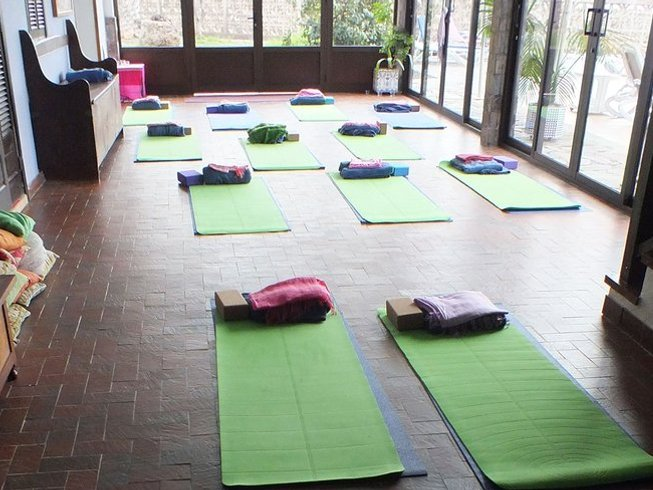 7 Days Wellness and Yoga Retreat in Spain