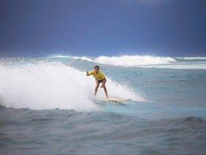 6 jours en stage de yoga, surf et plongée à Bali, Indonésie