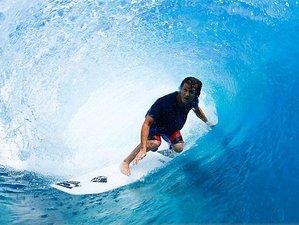 7 Days Samoa Surf Camp