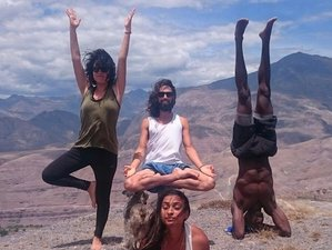 29 Days certified 200-hour Yoga Teacher Training in Ecuador with Traditional Healing Arts
