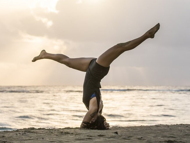 29 Tage 200-Stunden Yogalehrer Ausbildung in Cabarete, Dominikanische Republik