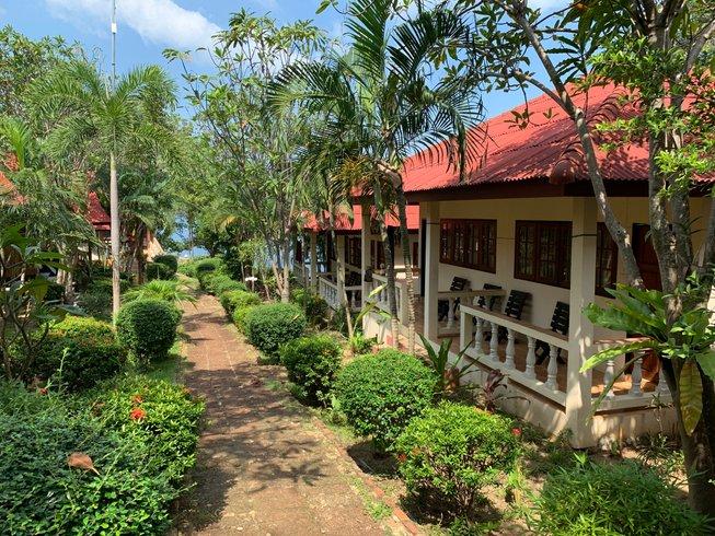 7 Days 50 Hour Aerial Yoga Teacher Training In Koh Phangan Thailand