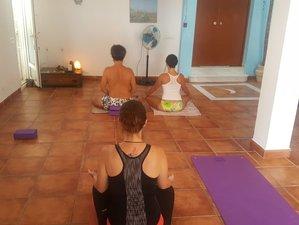 7 días retiro de yoga y meditación mindfulness en Andalucía, España