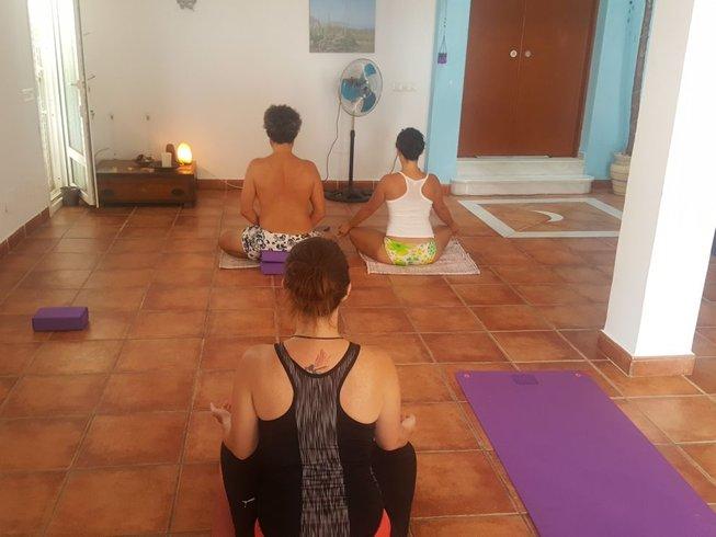 7 Tage Achtsamkeit Meditation und Yoga Urlaub in Andalusien, Spanien