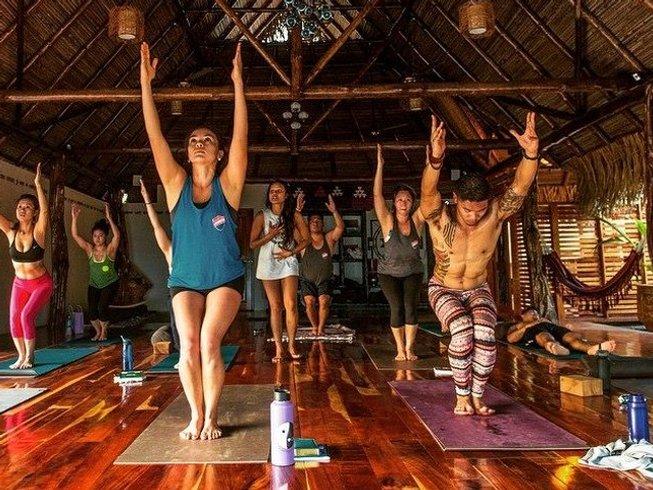 7 Days Holiday Season Recharge Yoga Retreat in Panama