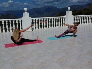7 Days Winter Sun Yin and Yang Yoga Retreat in Iztuzu Beach, Mugla, Turkey