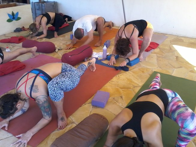 7 Days Sacred Summer Meditation and Yoga Retreat in Ibiza Spain
