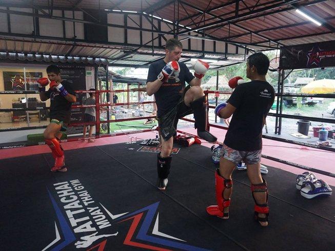 1 Month Excellent Muay Thai Training in Bangkok, Thailand