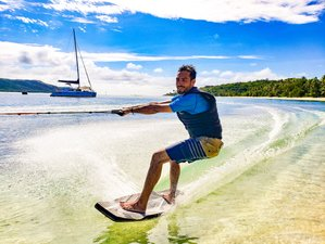 8 Day Luxury Surf Charter with SUP, Snorkel, and Surf in Ba Province