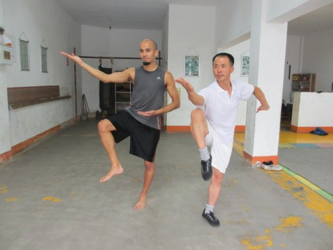 1 Month Private Kung Fu Training in Shandong, China